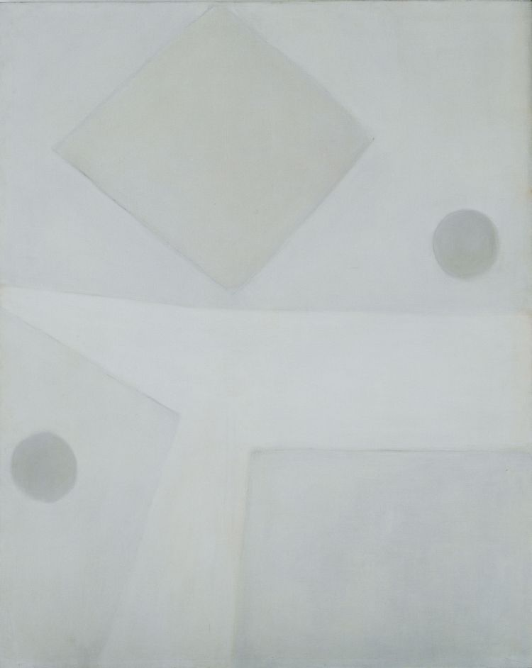 Harbor Number 1 by Agnes Martin