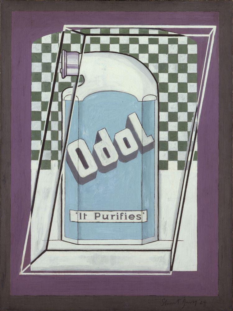 Stuart Davis Famous Paintings