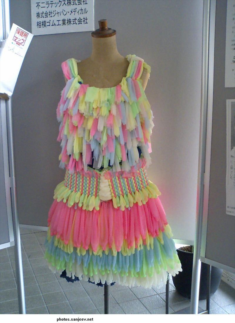 Оригинальные платья своими руками
