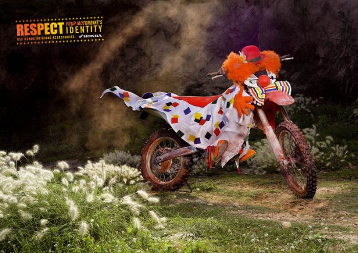 Accessories Clown Bike