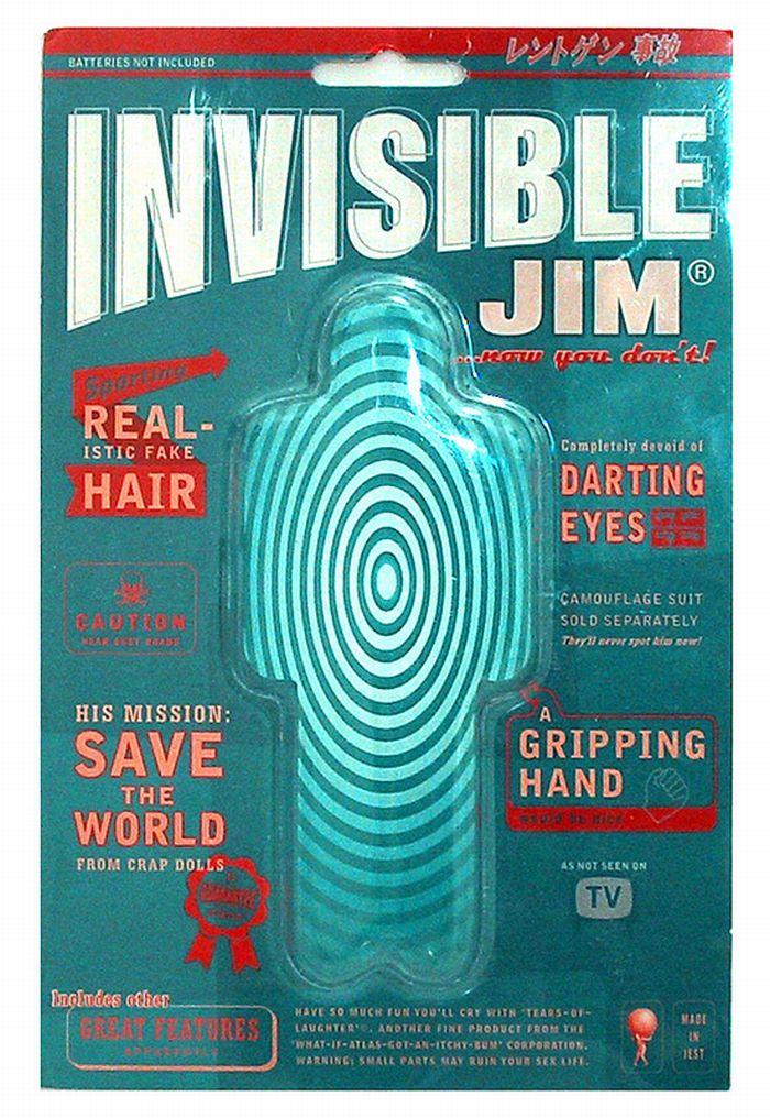 Invisible Jim : Print Ads : Sanjeev.NETwork Gisele Bundchen