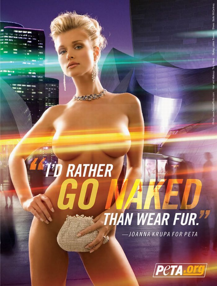 Id Rather Go Naked Than Where Fur 98